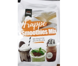 BỘT FRAPPE SMOOTHIES MIX 1KG